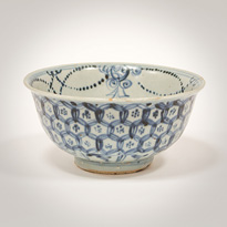 Blue and white porcelain bowl - Ming Dynasty, Hongzhi period (1470-1505)